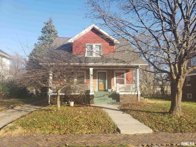 65 Olive Street, Galesburg, IL 61401 (#PA1221256) :: Paramount Homes QC