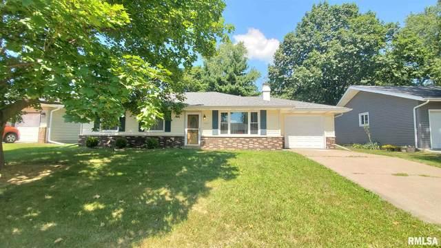 5819 W Colt Street, Peoria, IL 61607 (#PA1221262) :: Paramount Homes QC