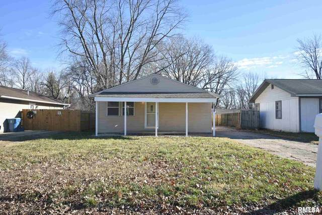 3324 Mars Avenue, Springfield, IL 62707 (#CA1004316) :: Paramount Homes QC
