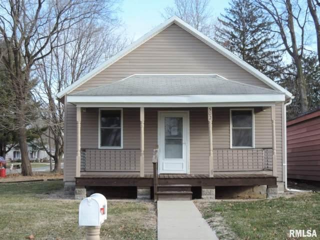 502 Frorer Avenue, Lincoln, IL 62656 (#CA1004360) :: RE/MAX Preferred Choice