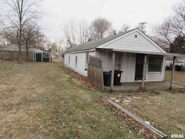 420 Carola Street, Creve Coeur, IL 61610 (#PA1221358) :: Paramount Homes QC