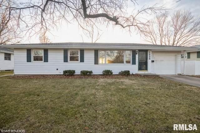 2838 W Susan Curve, Peoria, IL 61615 (#PA1221366) :: Killebrew - Real Estate Group