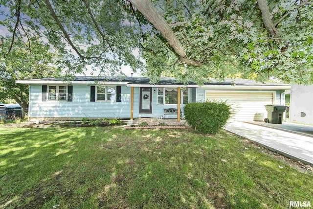 304 James Drive, Washington, IL 61571 (#PA1221383) :: Killebrew - Real Estate Group