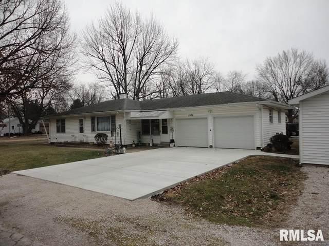 1202 W Elm Street, Taylorville, IL 62568 (#CA1004426) :: RE/MAX Professionals