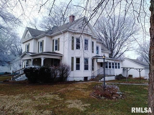 225 W Green Street, Virden, IL 62690 (#CA1004445) :: RE/MAX Professionals