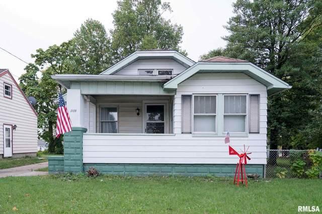 2129 N Gale Avenue, Peoria, IL 61604 (#PA1221451) :: Killebrew - Real Estate Group