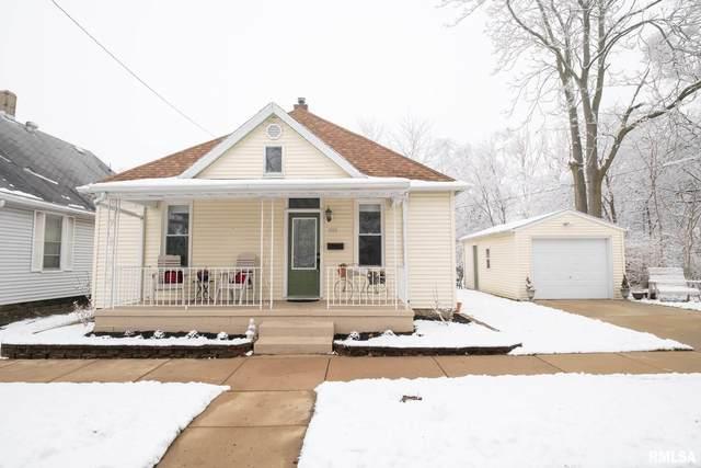 1011 Ann Eliza Street, Pekin, IL 61554 (#PA1221455) :: Killebrew - Real Estate Group