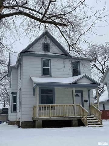 727 W 17TH Street, Davenport, IA 52804 (#QC4217972) :: Paramount Homes QC