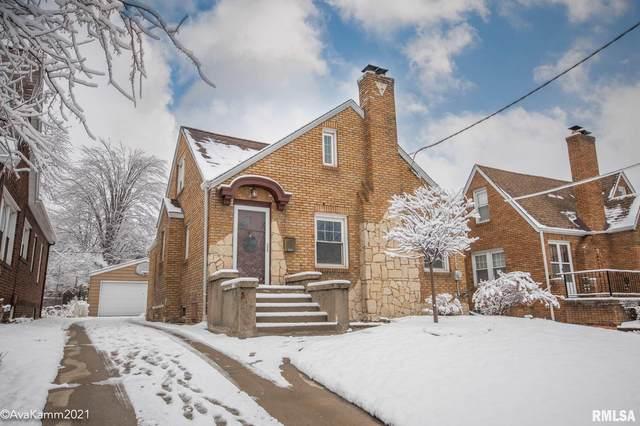 515 W Lawndale Avenue, Peoria, IL 61604 (#PA1221478) :: Killebrew - Real Estate Group