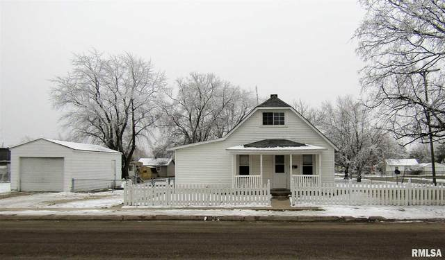 221 W Avenue E Avenue, Lewistown, IL 61542 (#PA1221486) :: Killebrew - Real Estate Group