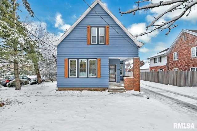 3406 N Sheridan Road, Peoria, IL 61604 (#PA1221497) :: The Bryson Smith Team