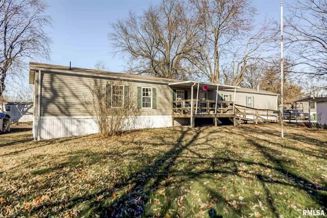 31 Hillcrest Mobile Home Park, Taylorville, IL 62568 (#CA1004520) :: RE/MAX Professionals
