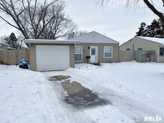 2210 N Nevada Avenue, Davenport, IA 52804 (#QC4218059) :: Killebrew - Real Estate Group
