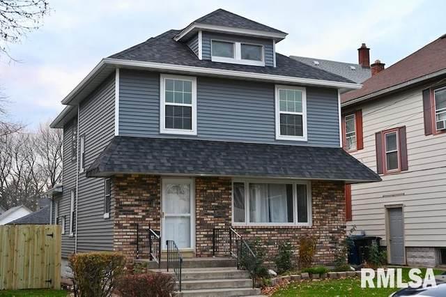 1607 12TH Street, Moline, IL 61265 (#QC4218069) :: RE/MAX Preferred Choice