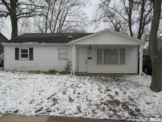 1406 Bush Street, Pekin, IL 61554 (#PA1221563) :: Killebrew - Real Estate Group