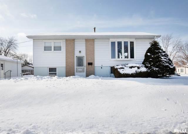 2113 46TH Street, Moline, IL 61265 (#QC4218099) :: Paramount Homes QC