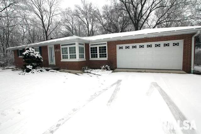 303 E Lyndale Road, Peoria, IL 61614 (#PA1221596) :: Killebrew - Real Estate Group
