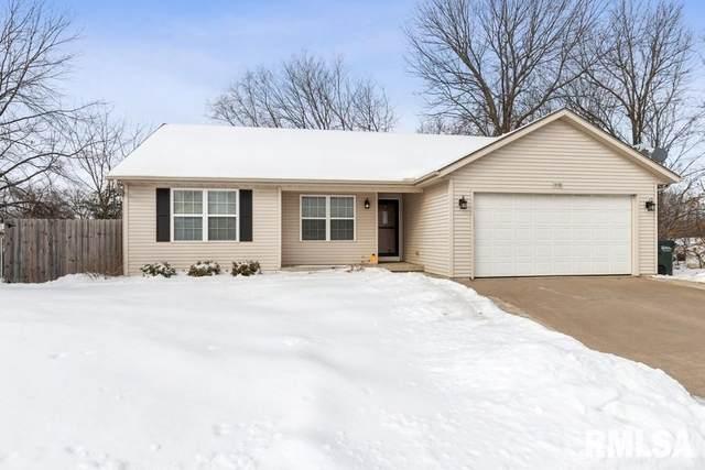 1438 N Zenith Avenue, Davenport, IA 52804 (#QC4218108) :: Paramount Homes QC
