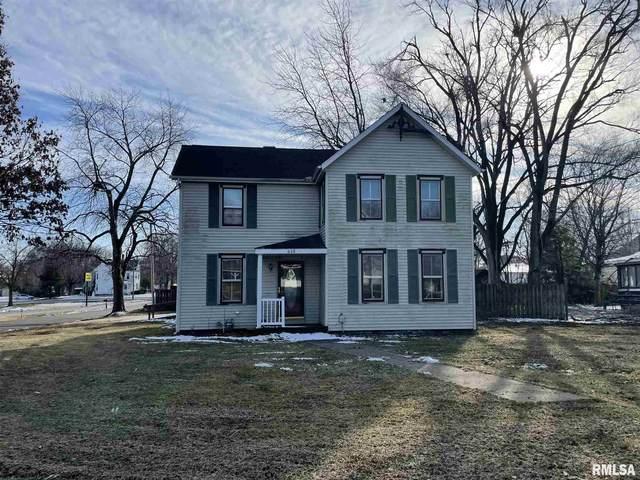 610 E Third Street, Delavan, IL 61734 (#PA1221620) :: RE/MAX Preferred Choice