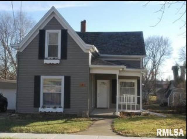 405 E Madison Street, Mackinaw, IL 61755 (#PA1221621) :: RE/MAX Preferred Choice