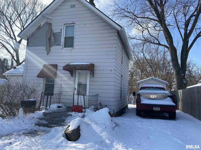 2403 18TH Street B, Moline, IL 61265 (#QC4218170) :: Paramount Homes QC