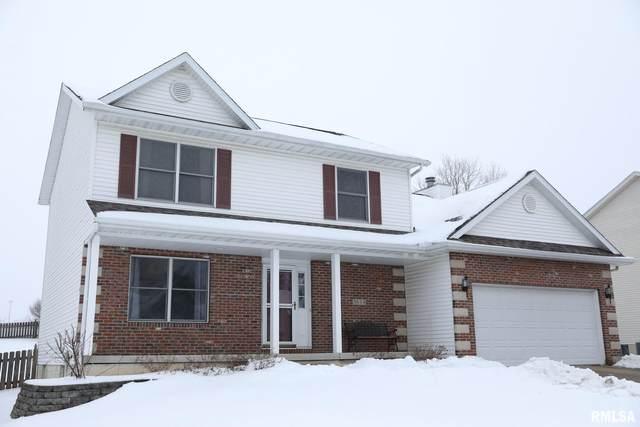 3614 Raleigh Avenue, Bettendorf, IA 52722 (#QC4218176) :: Paramount Homes QC