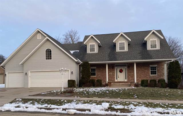 144 Fawn Haven Drive, East Peoria, IL 61611 (#PA1221656) :: RE/MAX Preferred Choice