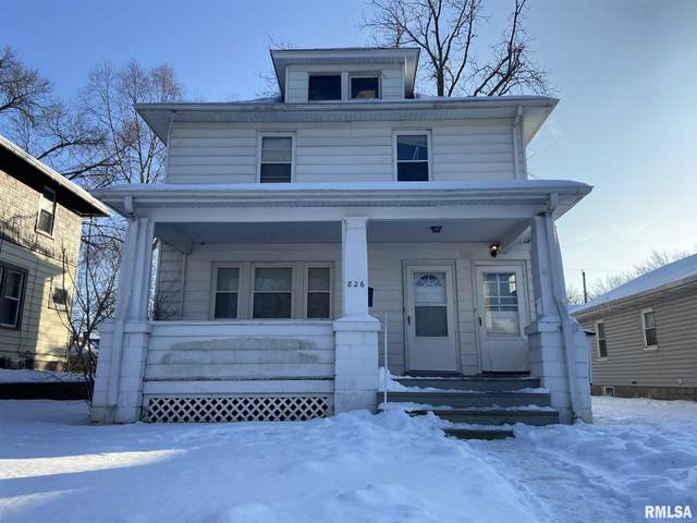826 20TH Avenue, Moline, IL 61265 (#QC4218195) :: Paramount Homes QC
