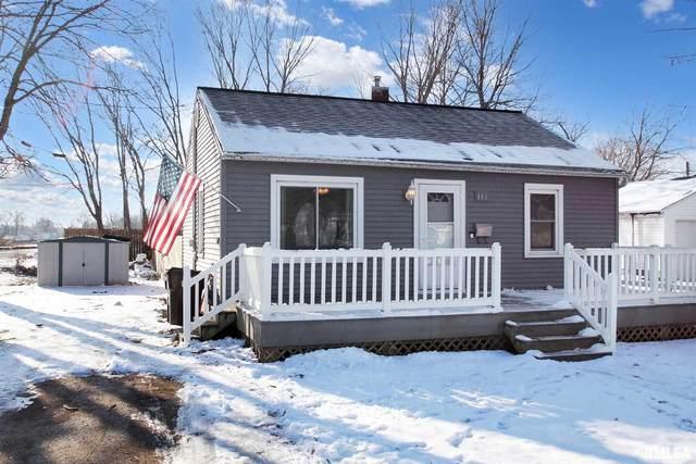 406 W Gail Street, Chillicothe, IL 61523 (#PA1221659) :: RE/MAX Preferred Choice