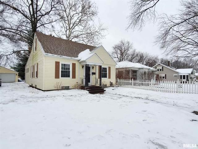 2027 46TH Street, Rock Island, IL 61201 (#QC4218208) :: Paramount Homes QC