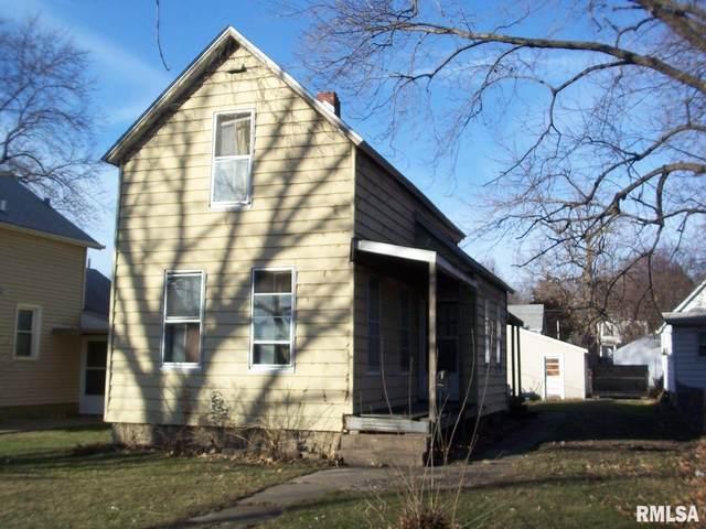 2320 W 2ND Street, Davenport, IA 52802 (#QC4218213) :: Paramount Homes QC