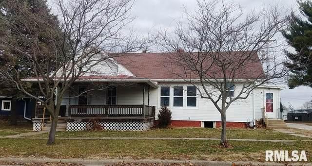 165 W Twyman, Bushnell, IL 61422 (#CA1004634) :: Kathy Garst Sales Team