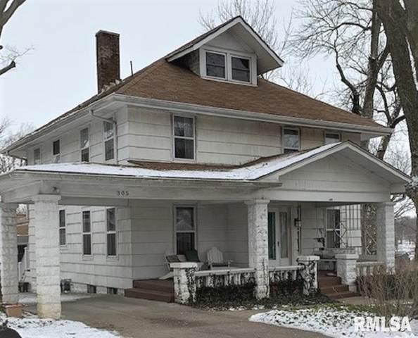 305 N Walnut Street, Delavan, IL 61734 (#CA1004639) :: Killebrew - Real Estate Group
