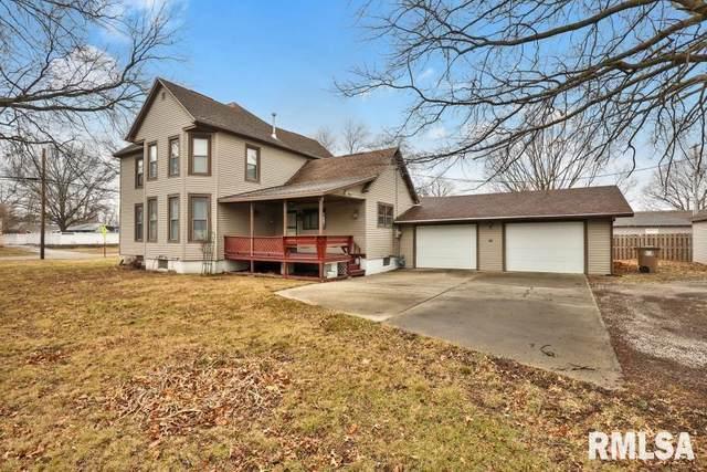 1122    N N Springfield Street, Virden, IL 62690 (#CA1004641) :: Paramount Homes QC