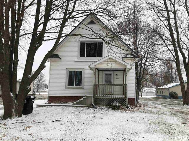 770 Main Street, Fairview, IL 61432 (#PA1221683) :: Nikki Sailor | RE/MAX River Cities