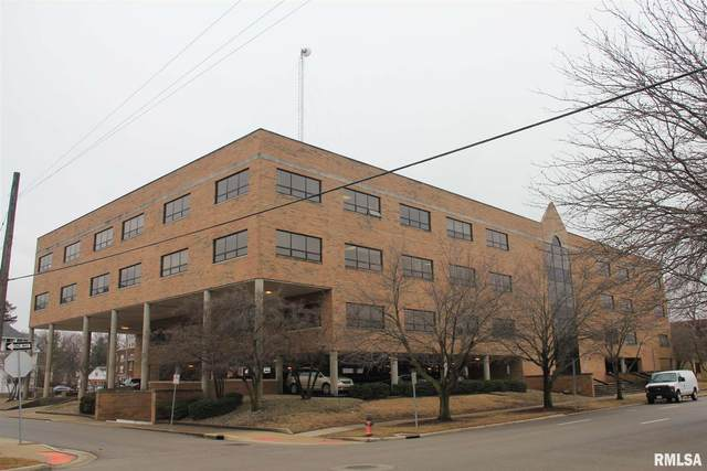 400 W Monroe, Springfield, IL 62704 (#CA1004650) :: Paramount Homes QC