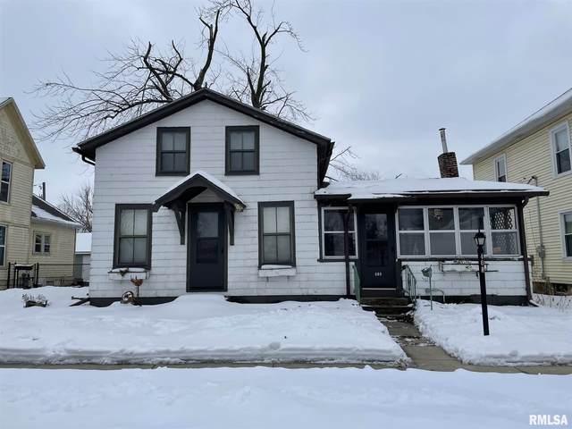 408 15TH Avenue, Fulton, IL 61252 (#QC4218267) :: Paramount Homes QC