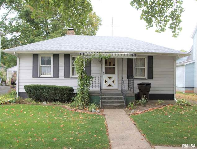 213 W Spring Street, Princeville, IL 61559 (#PA1221714) :: Killebrew - Real Estate Group