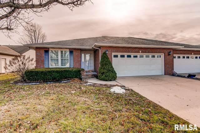 6708 Preston Drive, Springfield, IL 62711 (#CA1004665) :: Paramount Homes QC