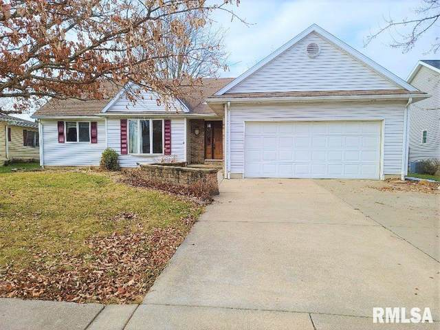 605 Westwinds Drive, Jacksonville, IL 62650 (#CA1004666) :: Killebrew - Real Estate Group