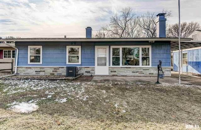 2500 Dover Drive, Springfield, IL 62703 (#CA1004671) :: Paramount Homes QC