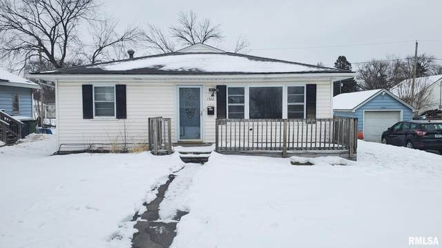 1512 Prospect Avenue, Clinton, IA 52732 (#QC4218318) :: Paramount Homes QC