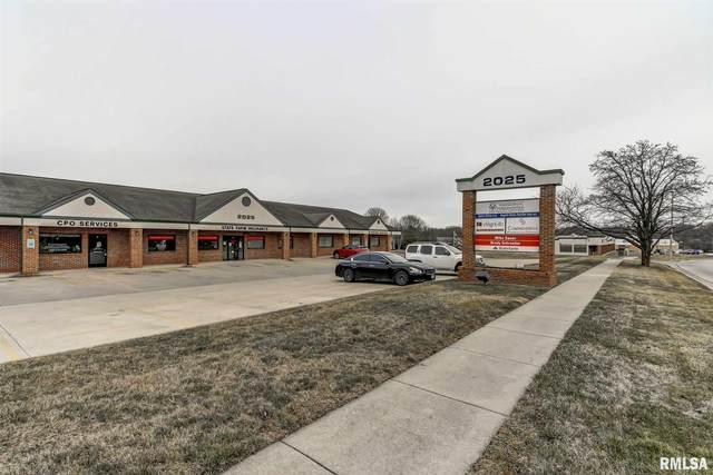 2025 W Iles, Springfield, IL 62704 (#CA1004677) :: Paramount Homes QC