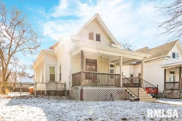 202 E Archer Avenue, Peoria, IL 61603 (#PA1221741) :: Paramount Homes QC