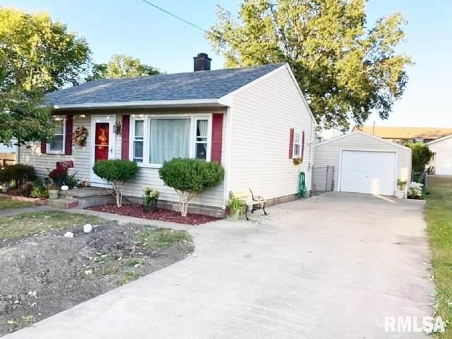 918 Hawley Avenue, Taylorville, IL 62568 (#CA1004682) :: RE/MAX Professionals