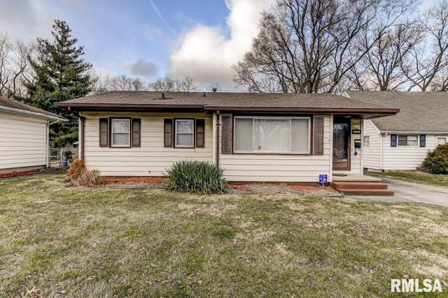 3332 Moorgate Drive, Springfield, IL 62703 (#CA1004684) :: The Bryson Smith Team