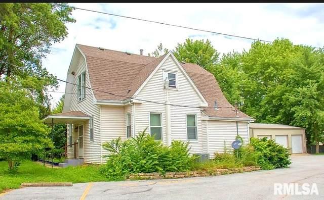 511 S West Street, Carlinville, IL 62626 (#CA1004690) :: RE/MAX Professionals