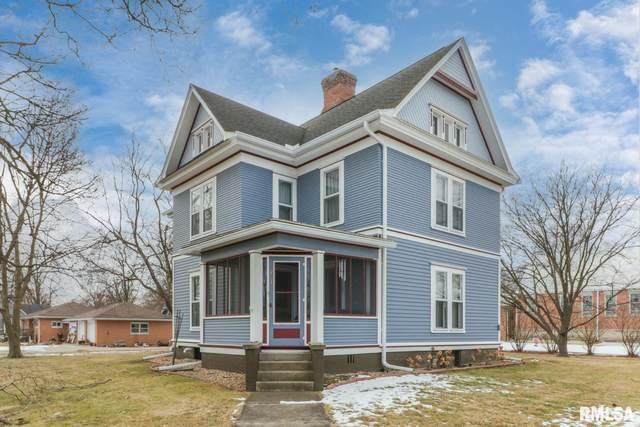 201 S Griffin Street, Armington, IL 61721 (#PA1221756) :: RE/MAX Preferred Choice