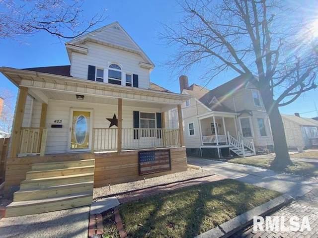 423 N 1ST Avenue, Canton, IL 61520 (#PA1221766) :: RE/MAX Preferred Choice