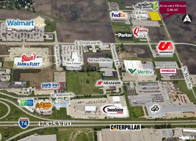 N Main, Morton, IL 61550 (#PA1221777) :: RE/MAX Professionals
